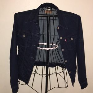 ❤️Levi's jean jacket for women 💙